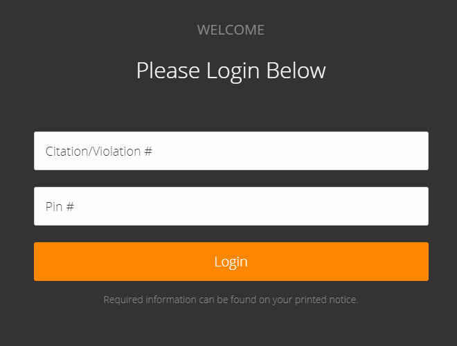 Login Window   How to fight red light camera tickets issued by Cite-Web.com